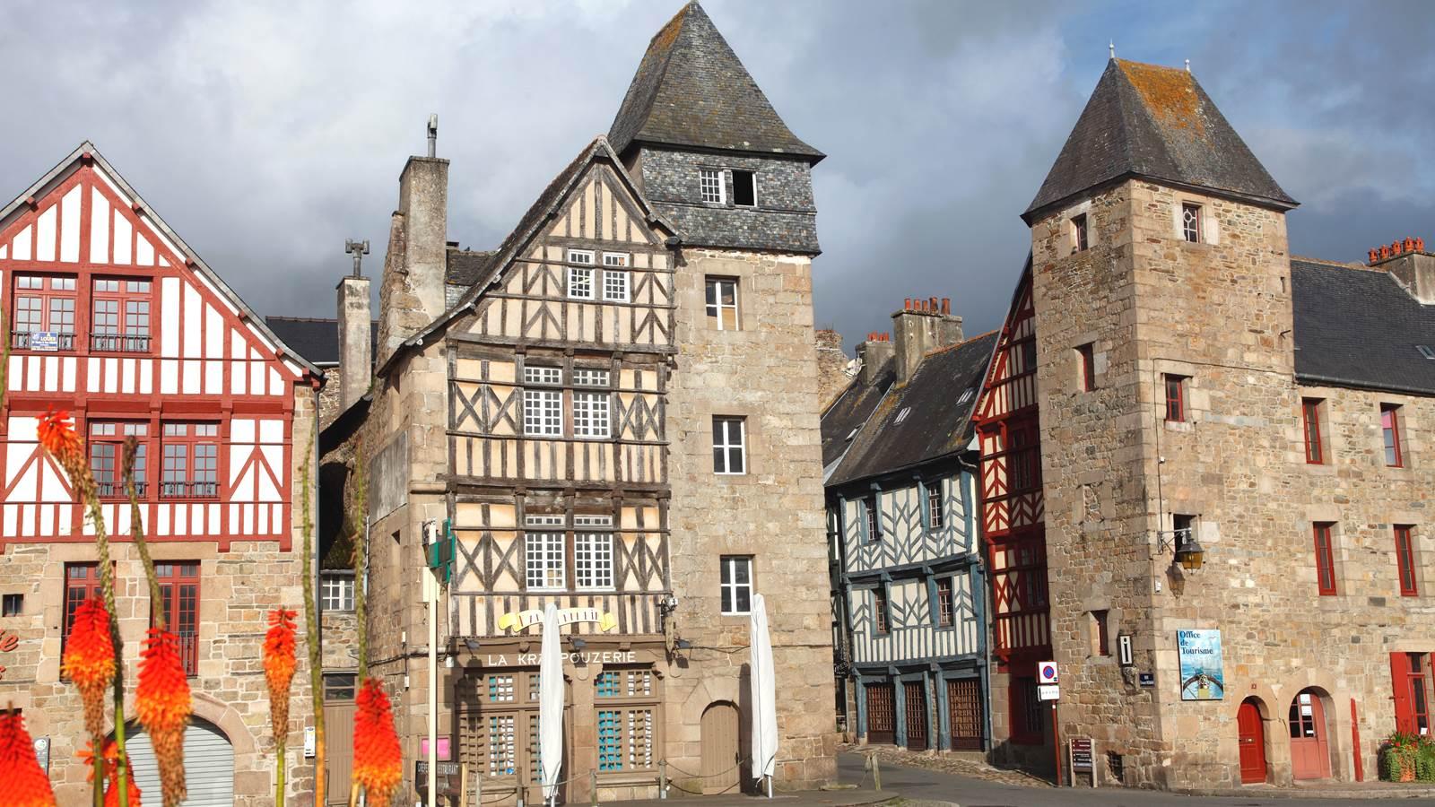 Tréguier, ville d'art et d'histoire et capitale du Trégor