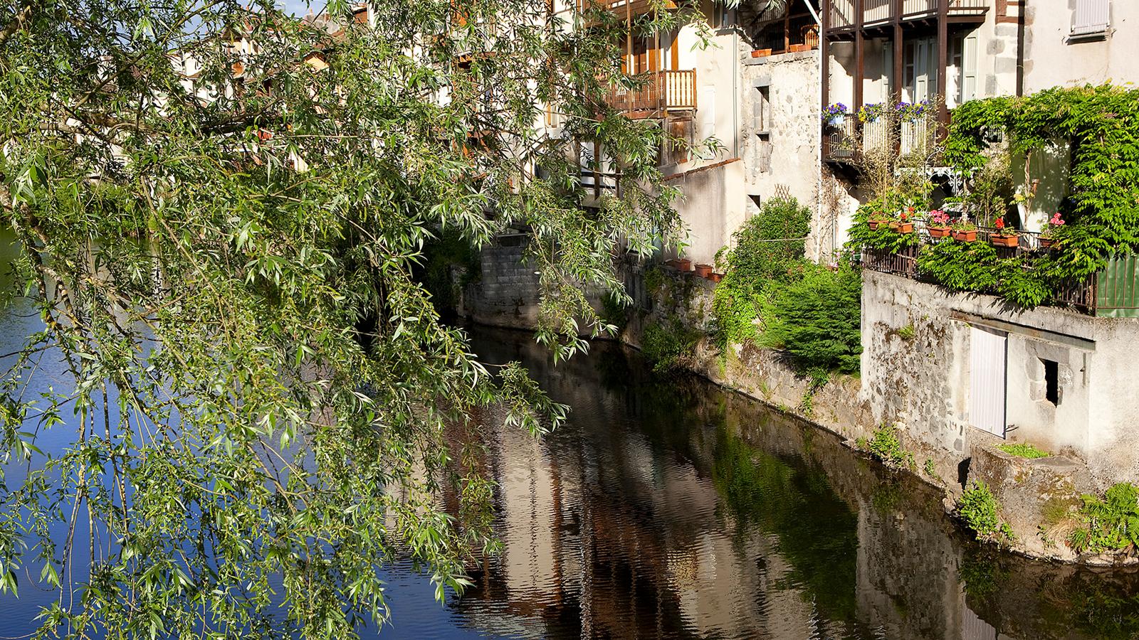 Aurillac, capitale du Cantal
