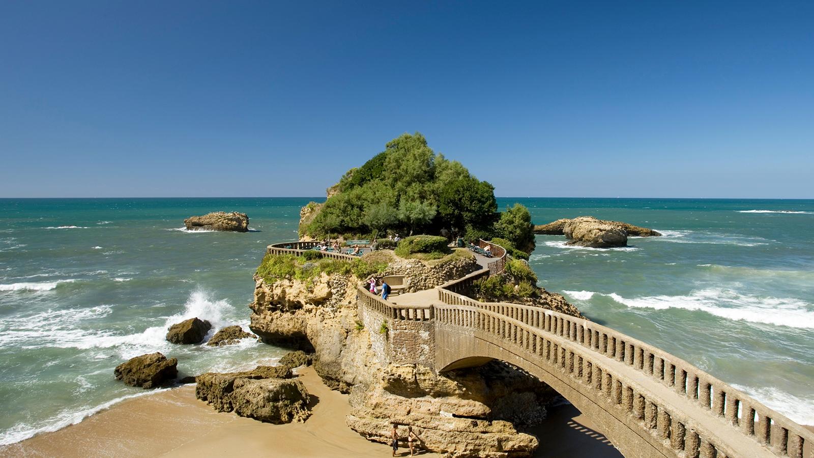 Biarritz et les plages d'Anglet