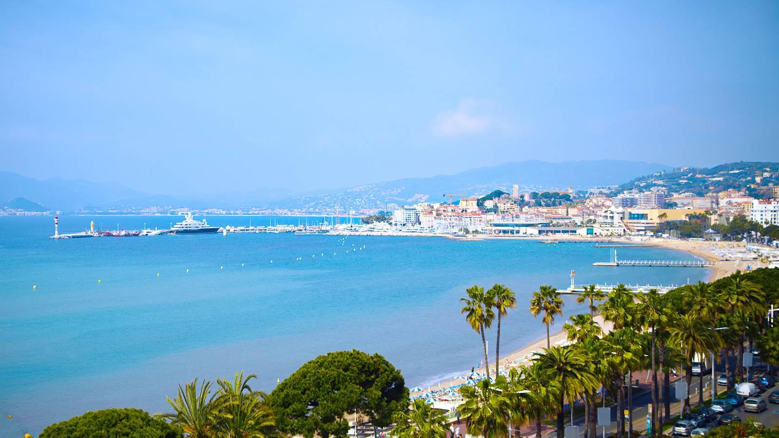 Cannes et Mandelieu-la-Napoule