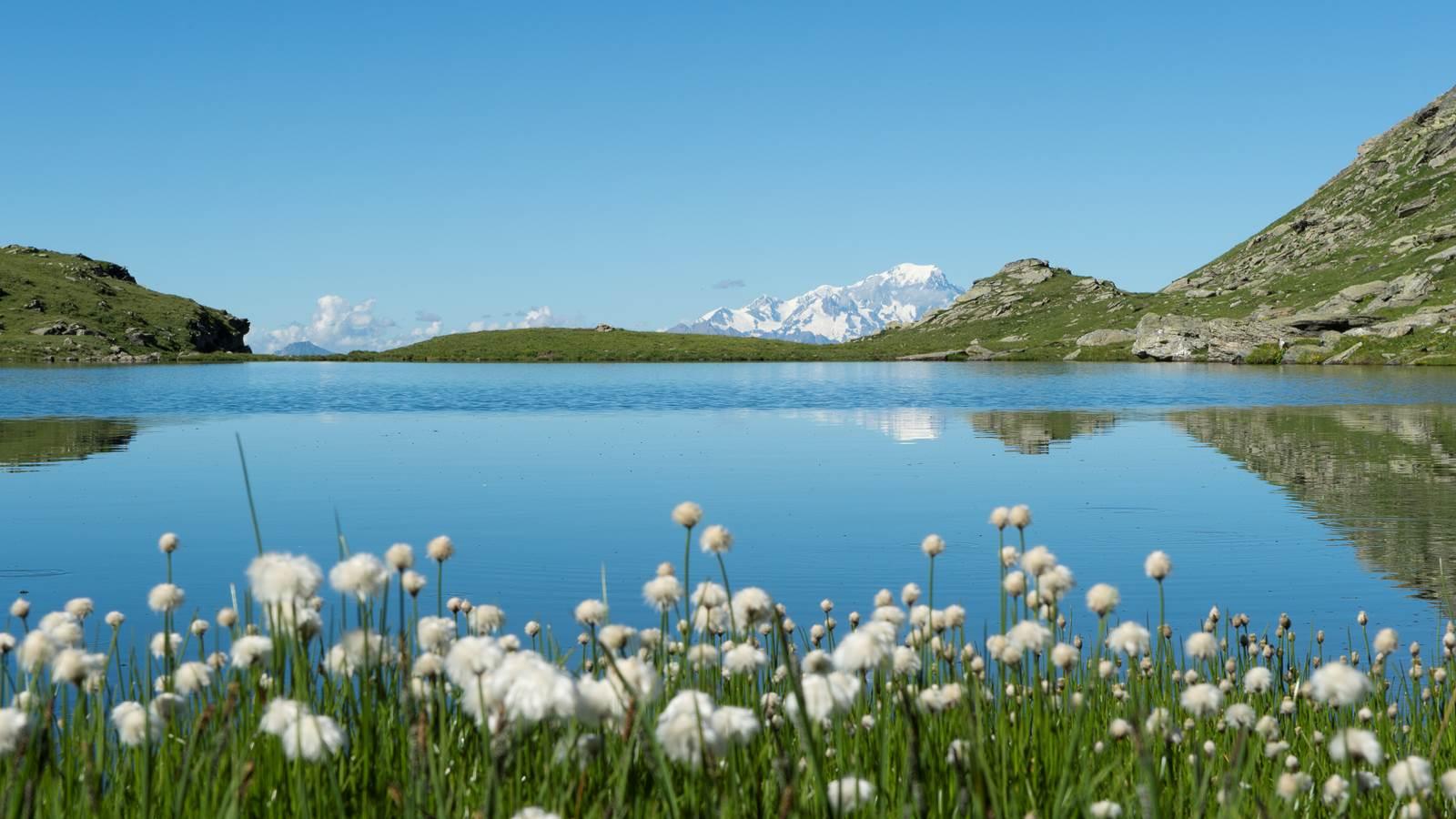 Val Thorens, Les Menuires, Saint-Martin-de-Belleville : l'une des vallées reliées au domaine skiable des 3 vallées