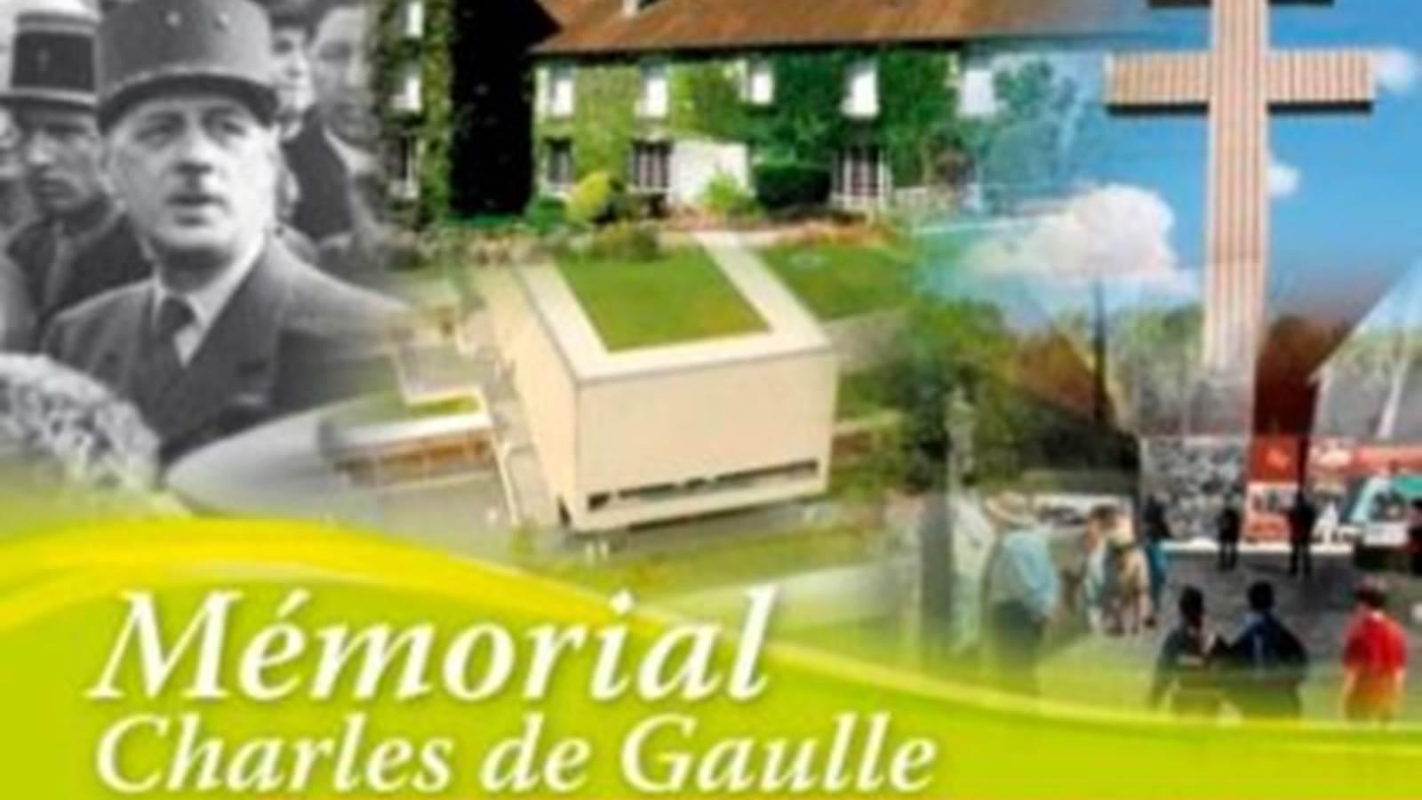 Colombey-les-Deux-Églises et le mémorial Charles de Gaulle