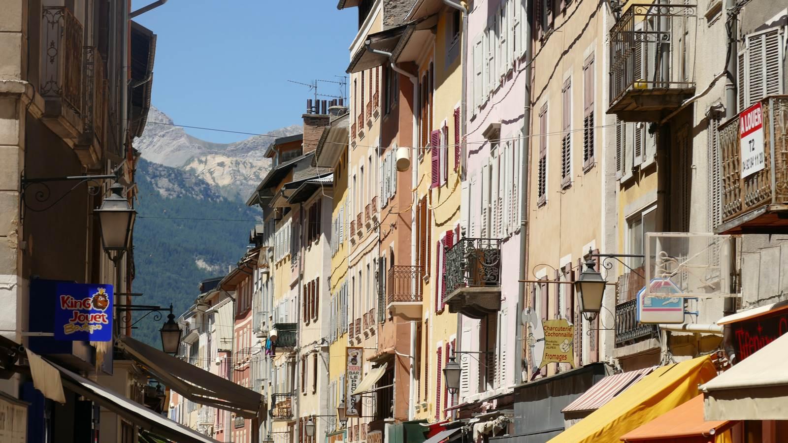 Barcelonnette et la vallée de l'Ubaye