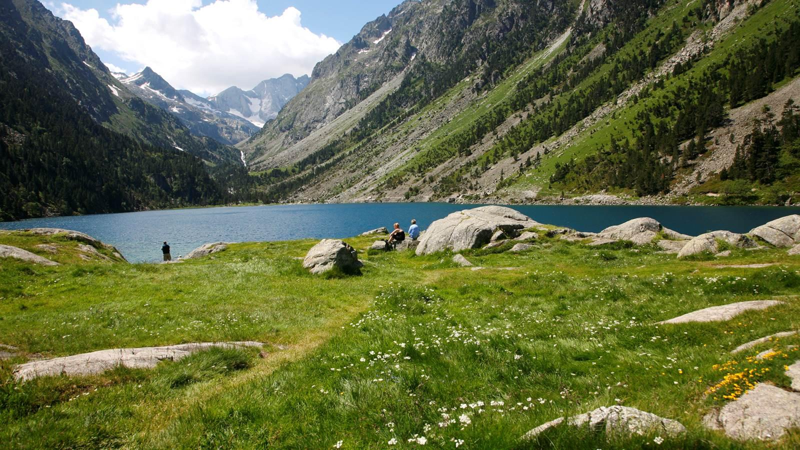 Cauterets, station thermale et de ski au cœur des Pyrénées