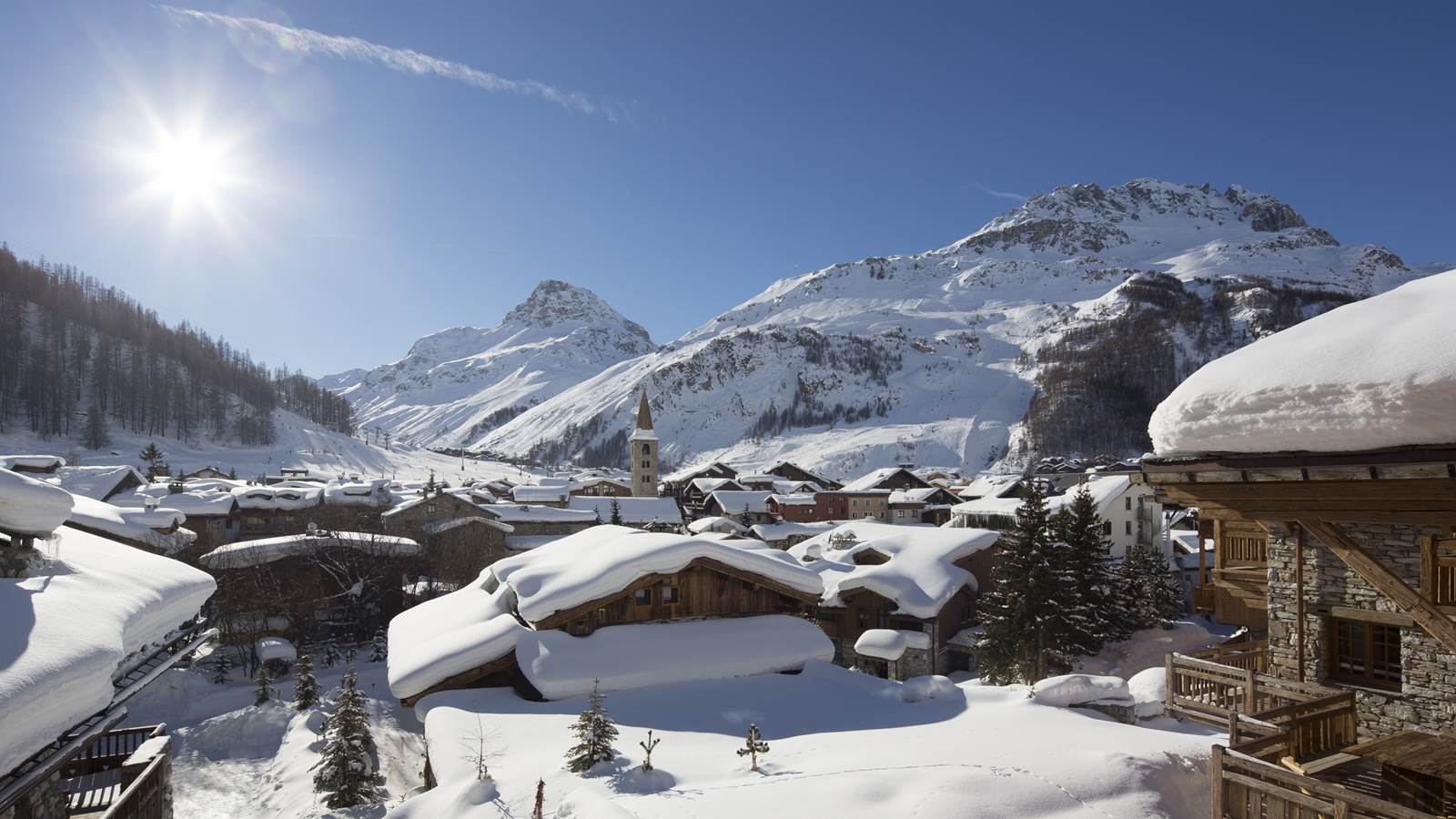 Tignes et Val-d'Isère