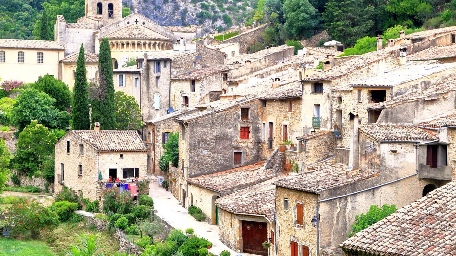 Saint-Guilhem-le-Désert et les gorges de l'Hérault