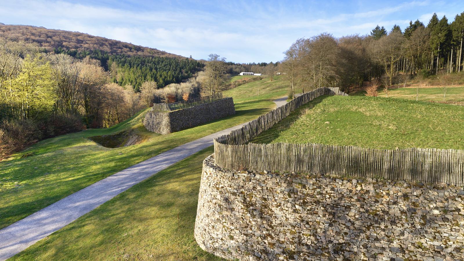 La cité gauloise de Bibracte et le Mont Beuvray