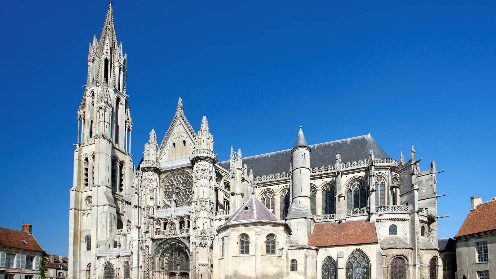 Senlis et la cathédrale Notre-Dame