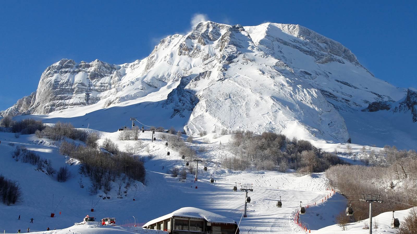 Eaux-Bonnes et Gourette, station thermale et de ski au cœur de la vallée d'Ossau