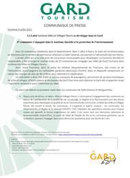 Le Label national Villes et Villages Fleuris se developpe dans le Gard