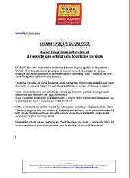 Gard Tourisme Solidaire