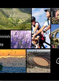 Rapport d'activité Gard Tourisme 2018 - 2019