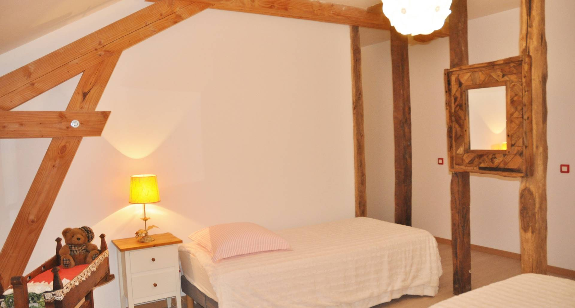 Le Green Camp d'Octavie  la chambre N° 4