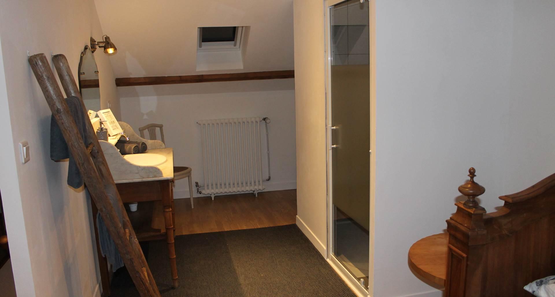 Salle de bain Suite La Garence