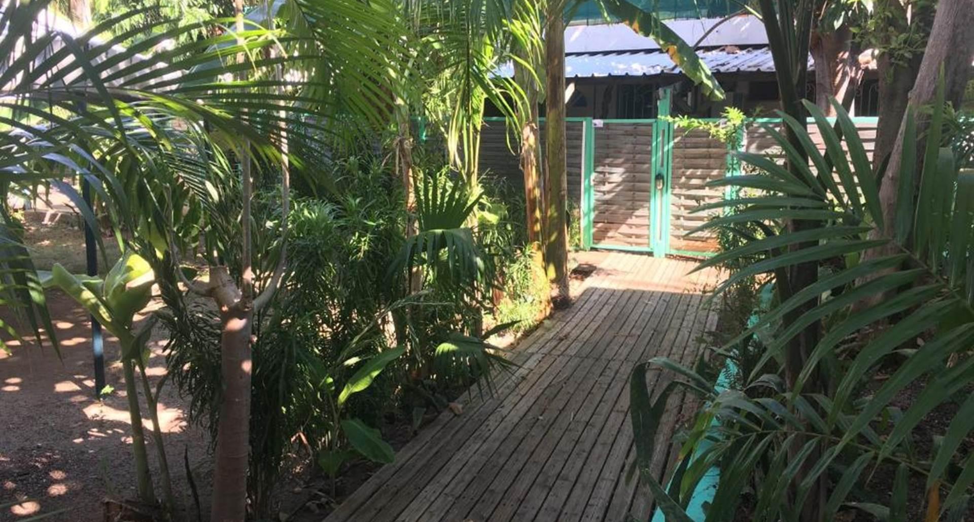 Jardin de Cocothim