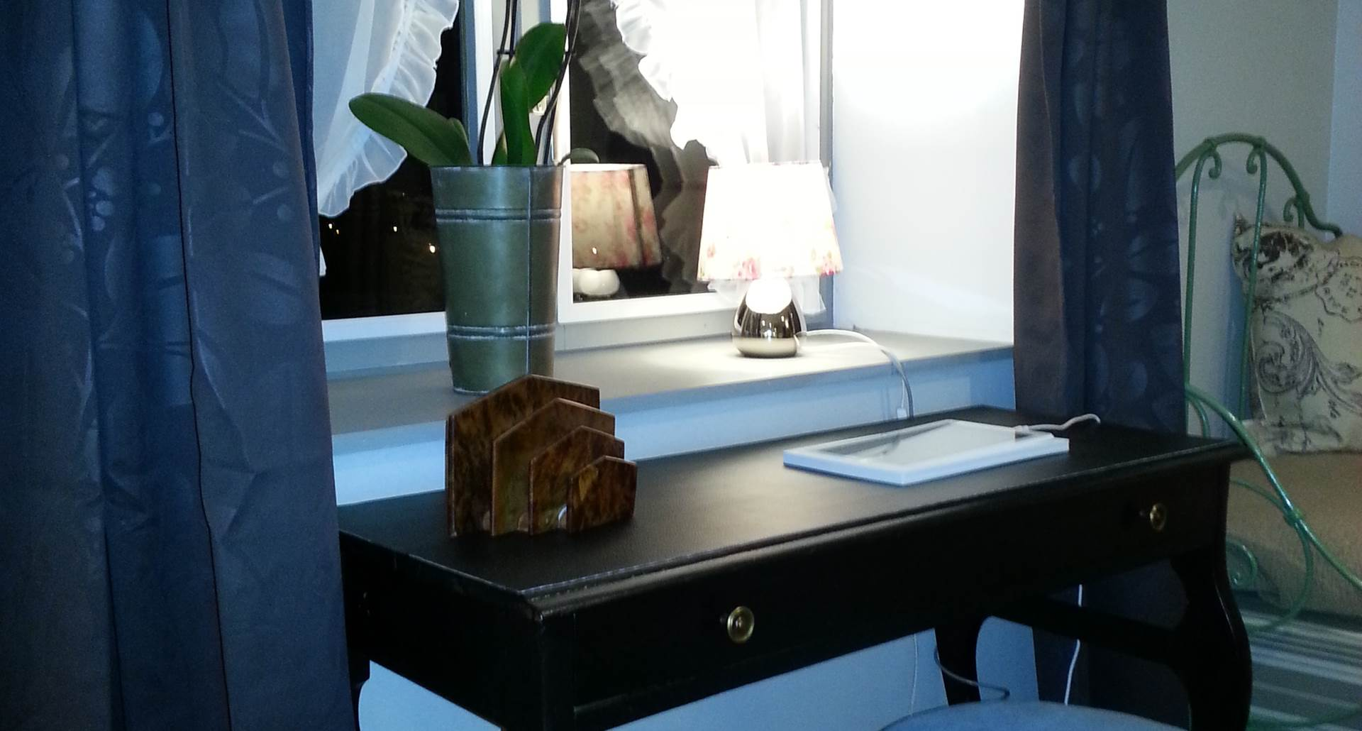 Bureau chambre Jeanne