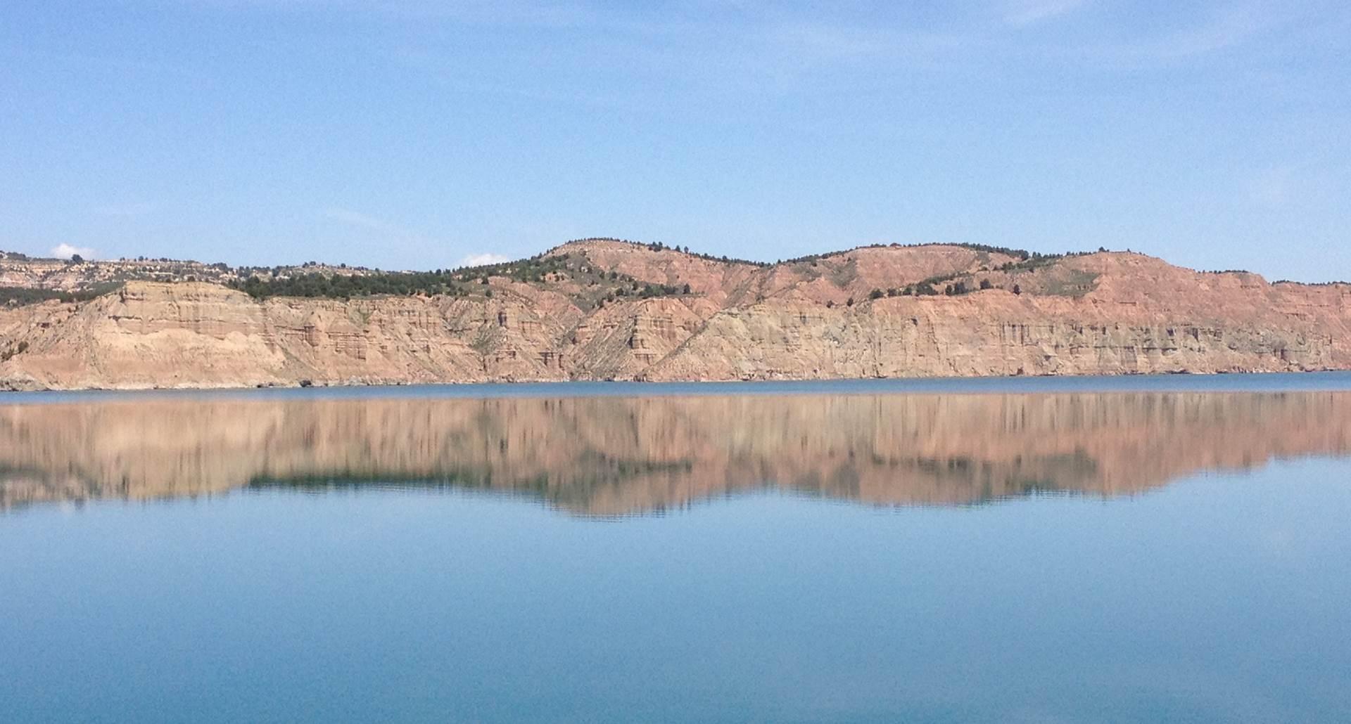 Lac Negratín