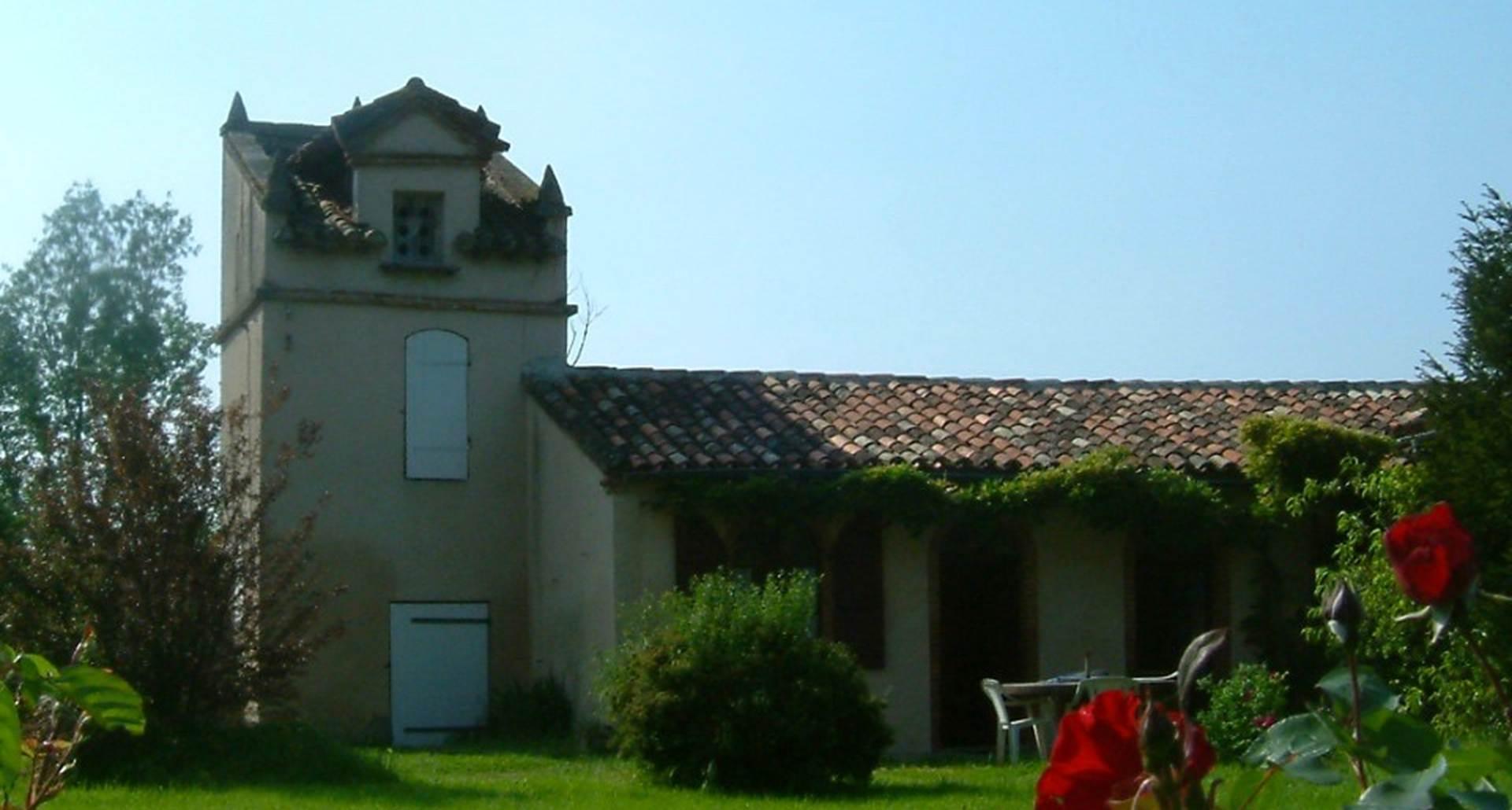 Pigeonnier du Ramiérou, chambres d'hôtes Montauban