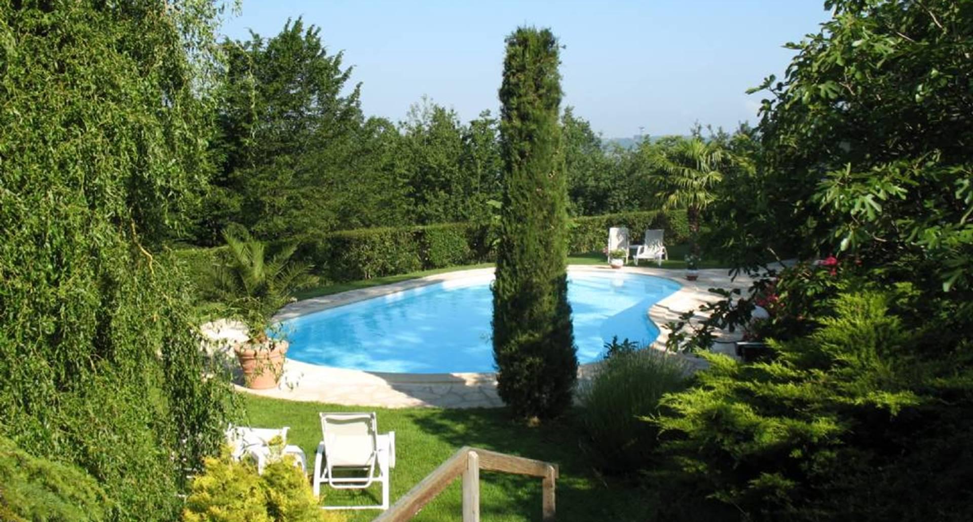 Villa Ric - Jardin -