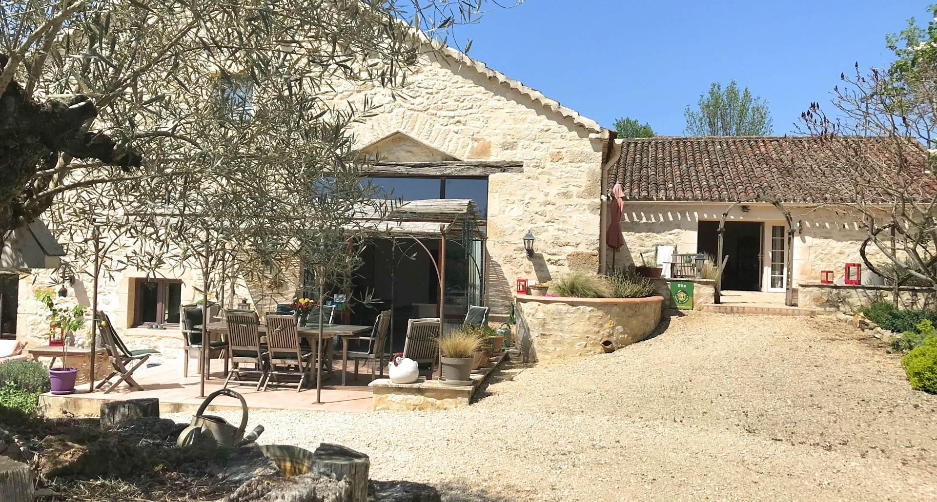 Le Domaine Côté Granges, location d'une grande maison de vacances