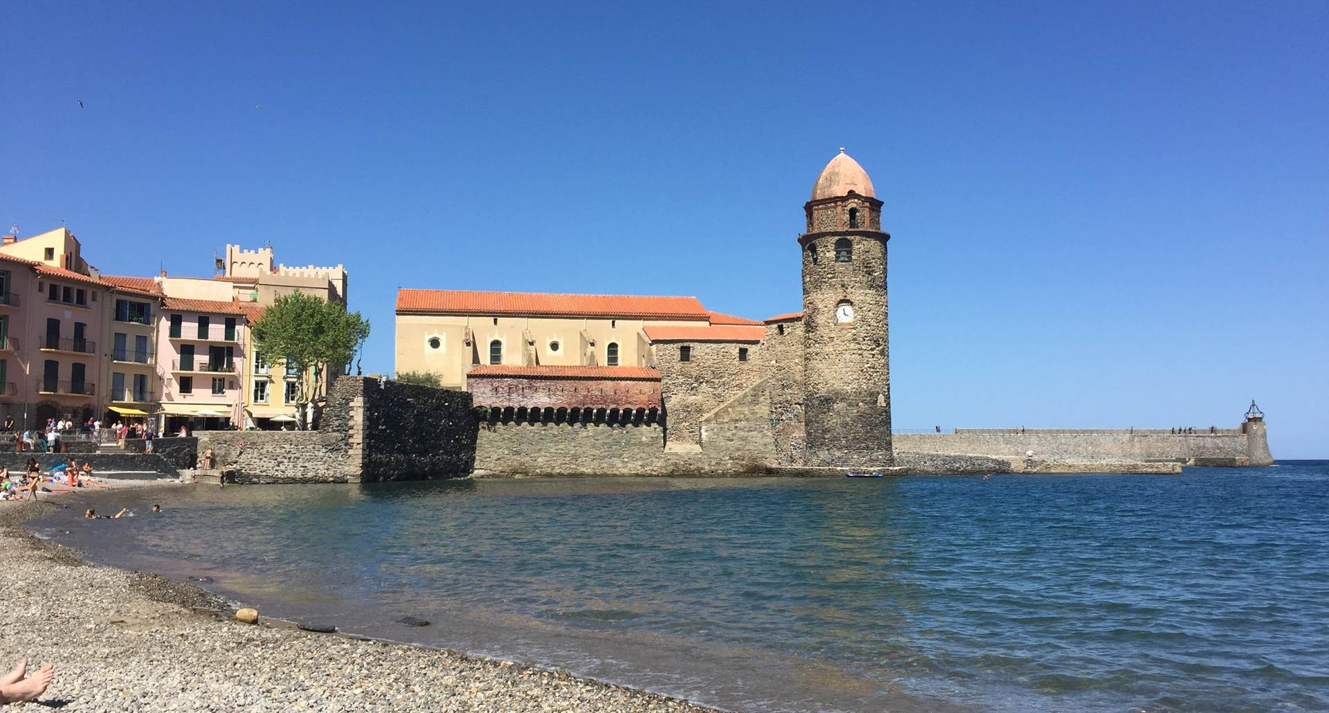 Residence saint vincent - Collioure