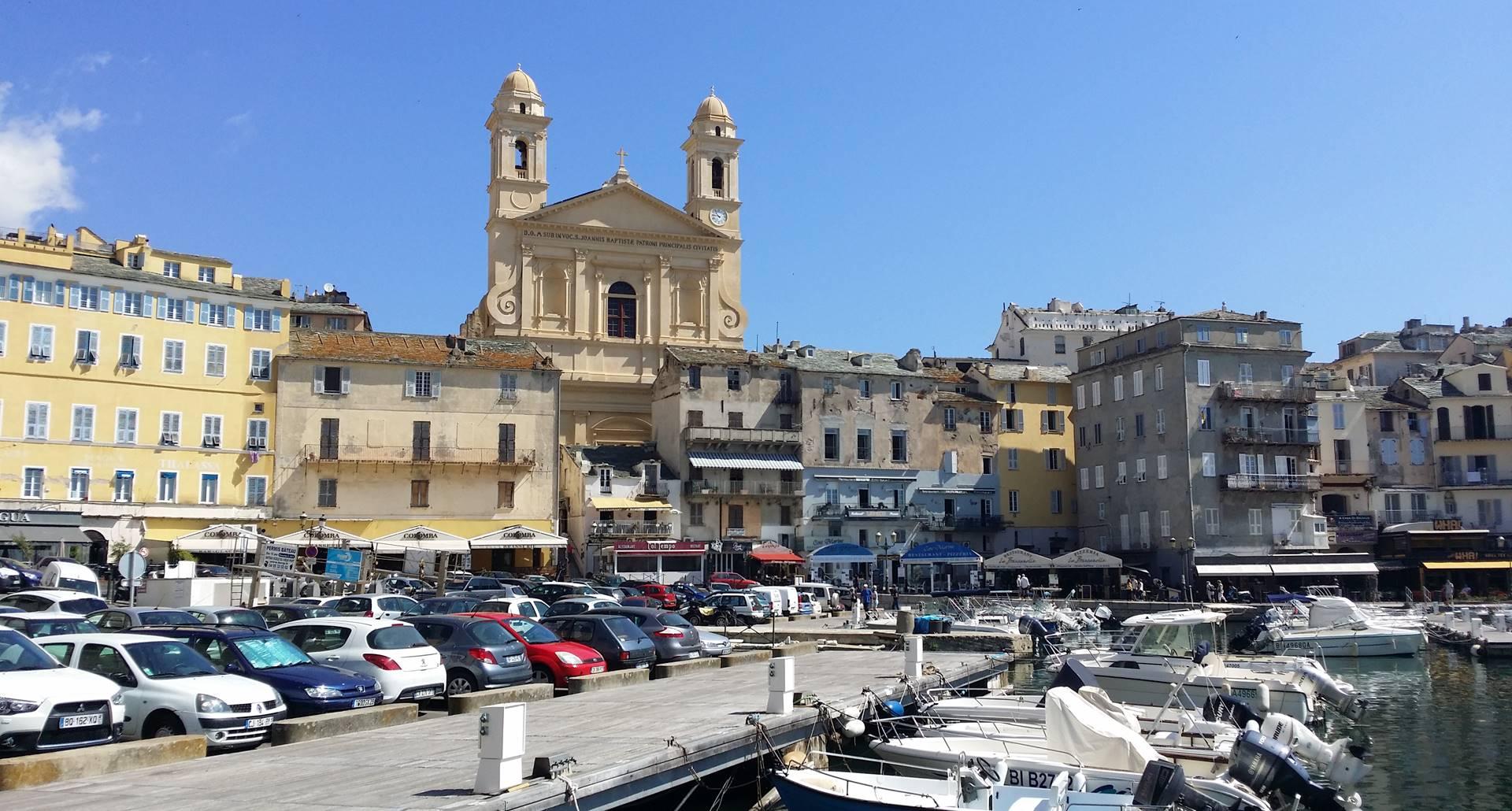 vieux port de Bastia