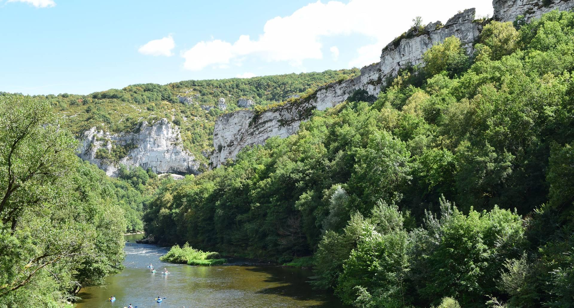 Gorges de l'Aveyron 3