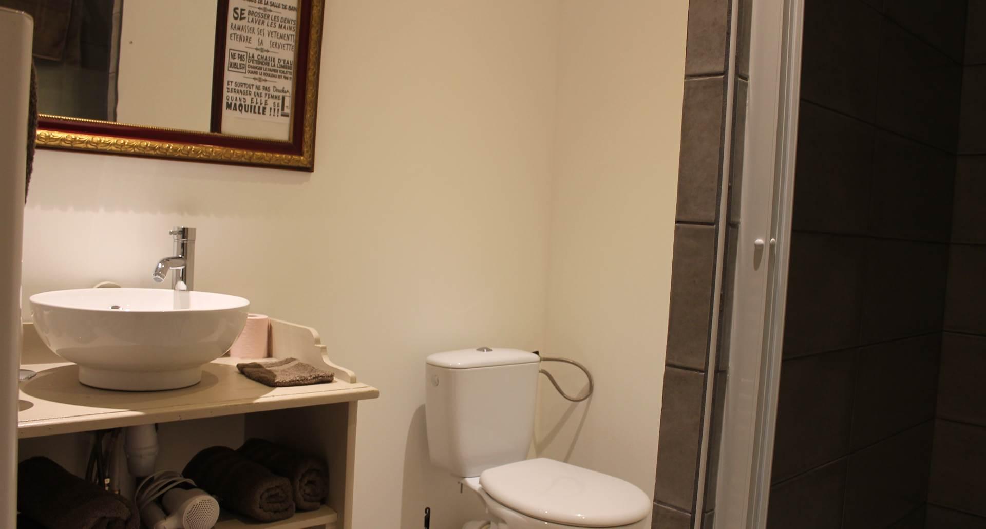 Salle de bain Sylvie
