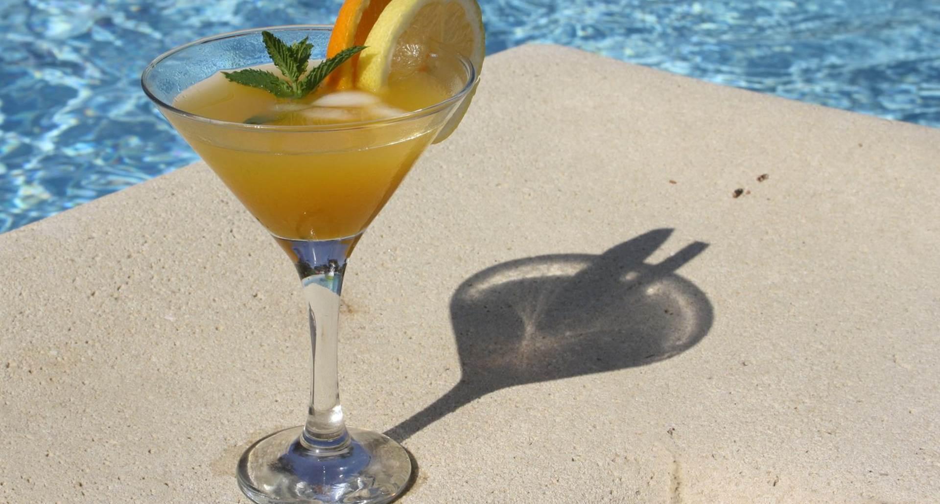 N'oubliez-pas l'apéro cocktail...