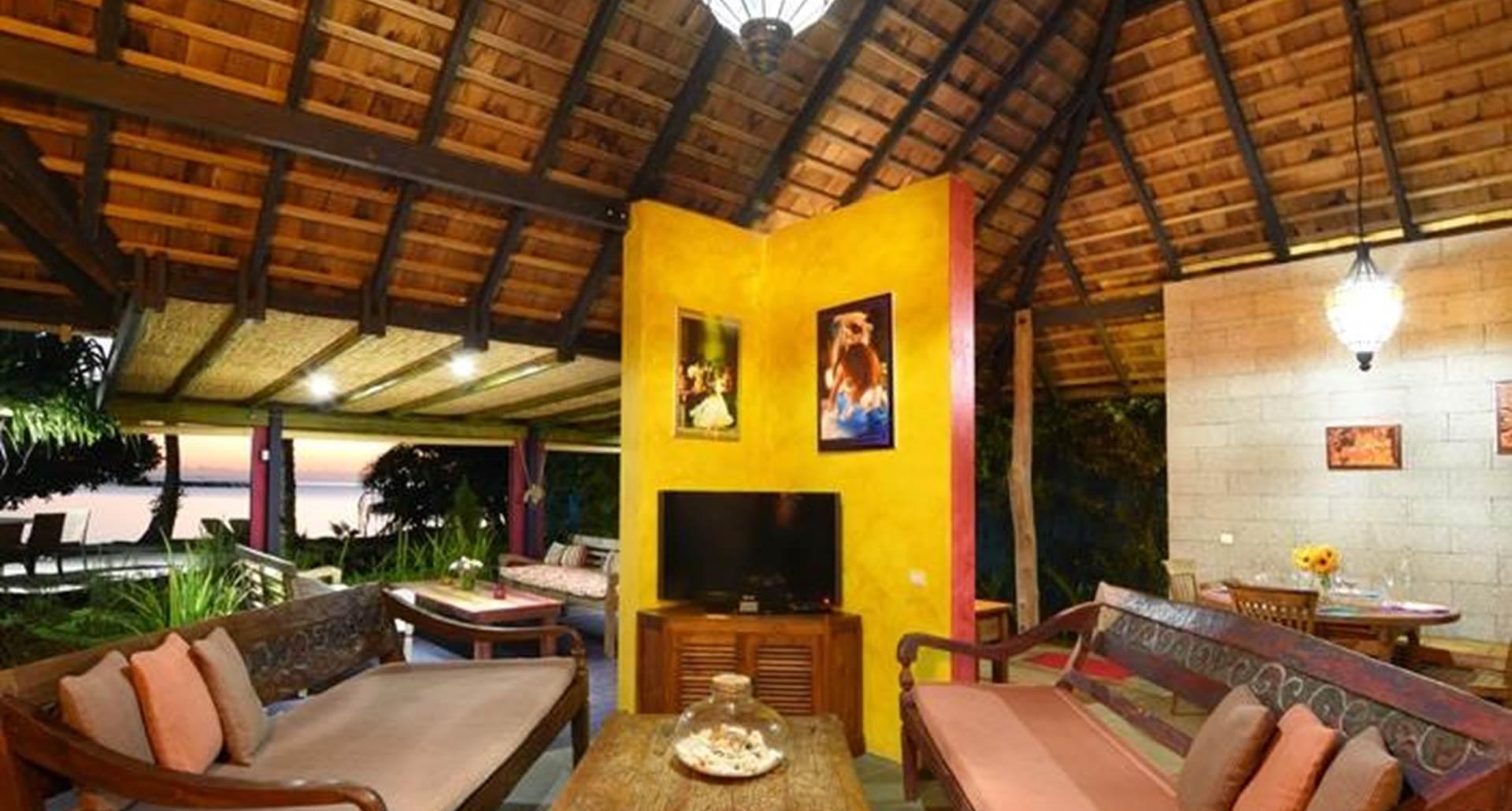 Salon villa Hotu