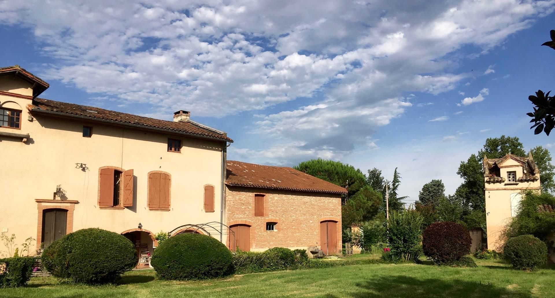 Le Ramiérou, chambres d'hôtes à Montauban en Tarn et Garonne. Point de chute idéal pour rejoindre les Gorges de l'Aveyron