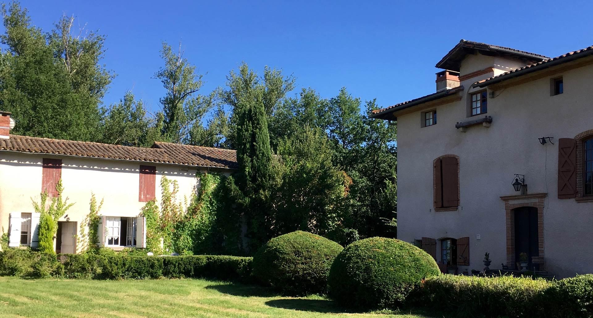 Le Ramiérou. Chambres d'hôtes à Montauban en Tarn et Garonne