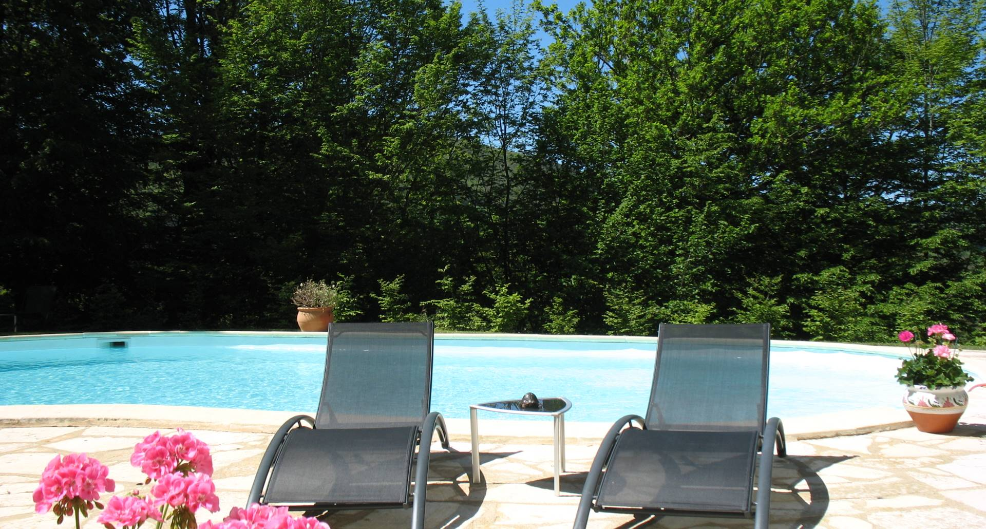 Villa Ric, détente en amoureux, soleil et piscine chauffée