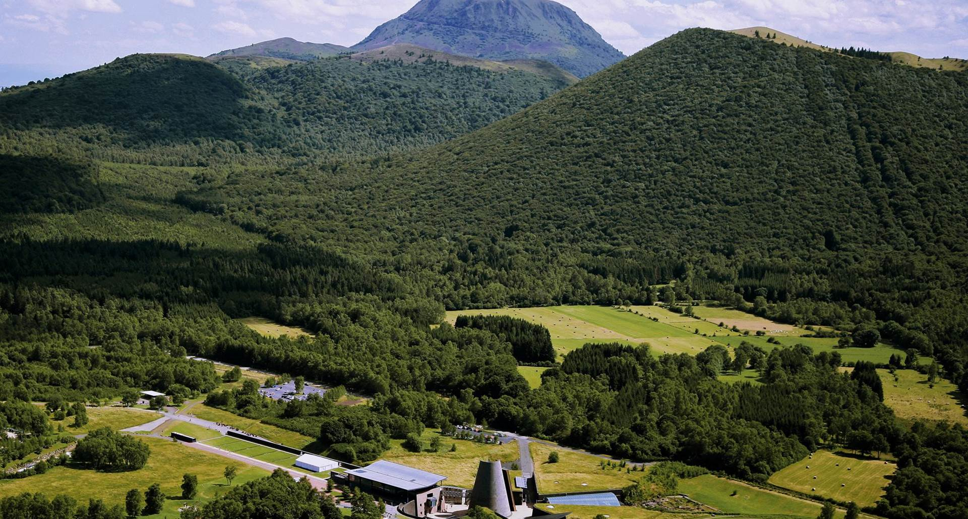 vulcania Volcans d'Auvergne UNESCO