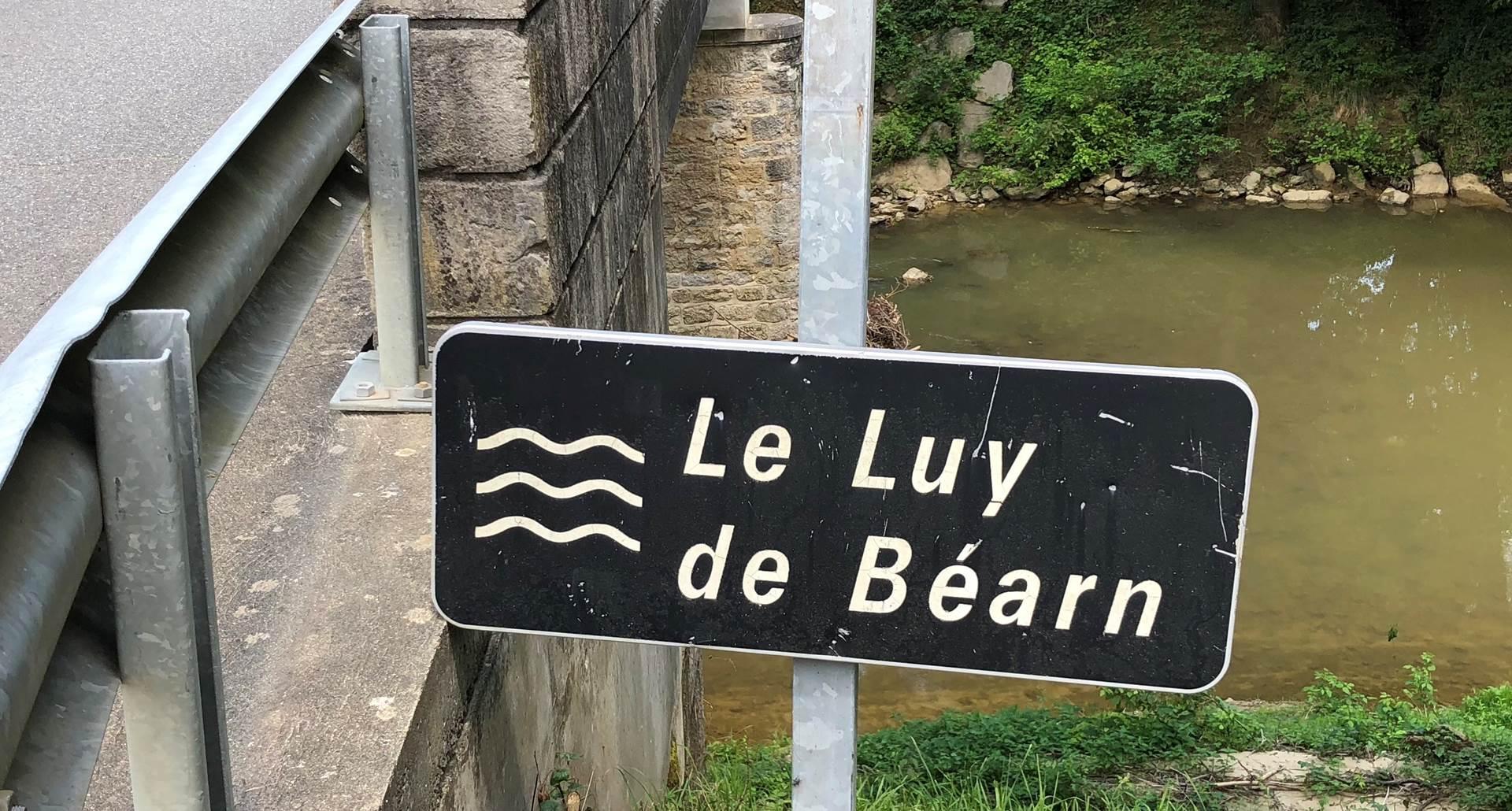 panneau luy de bearn