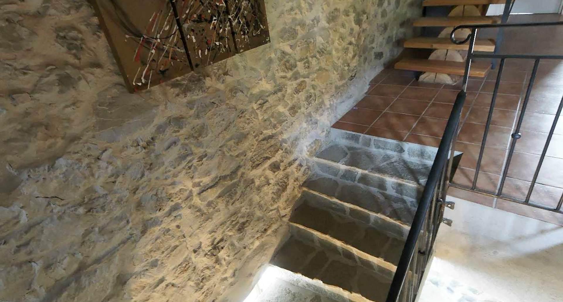 Clot Saint Joseph Escalier