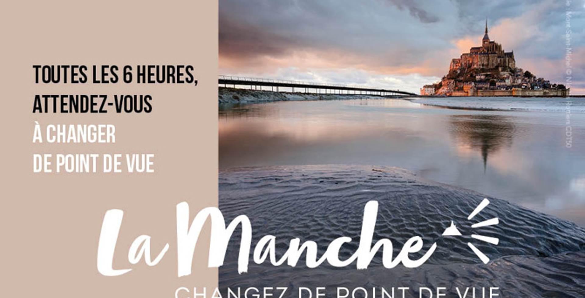 Visiter le Mont Saint-Michel, c'est dans la Manche !