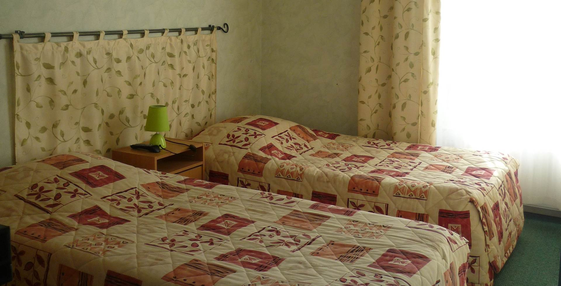 Chambre standard 2 lits séparés