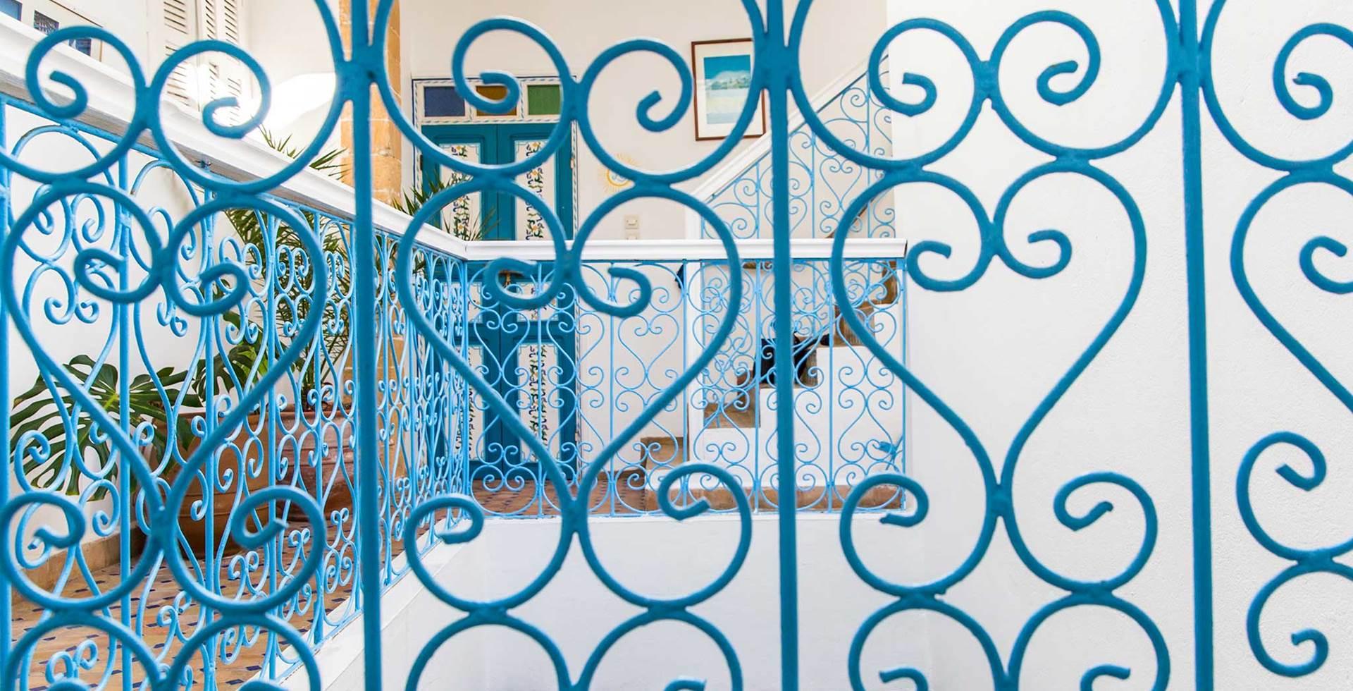 Fer forgé d'Essaouira