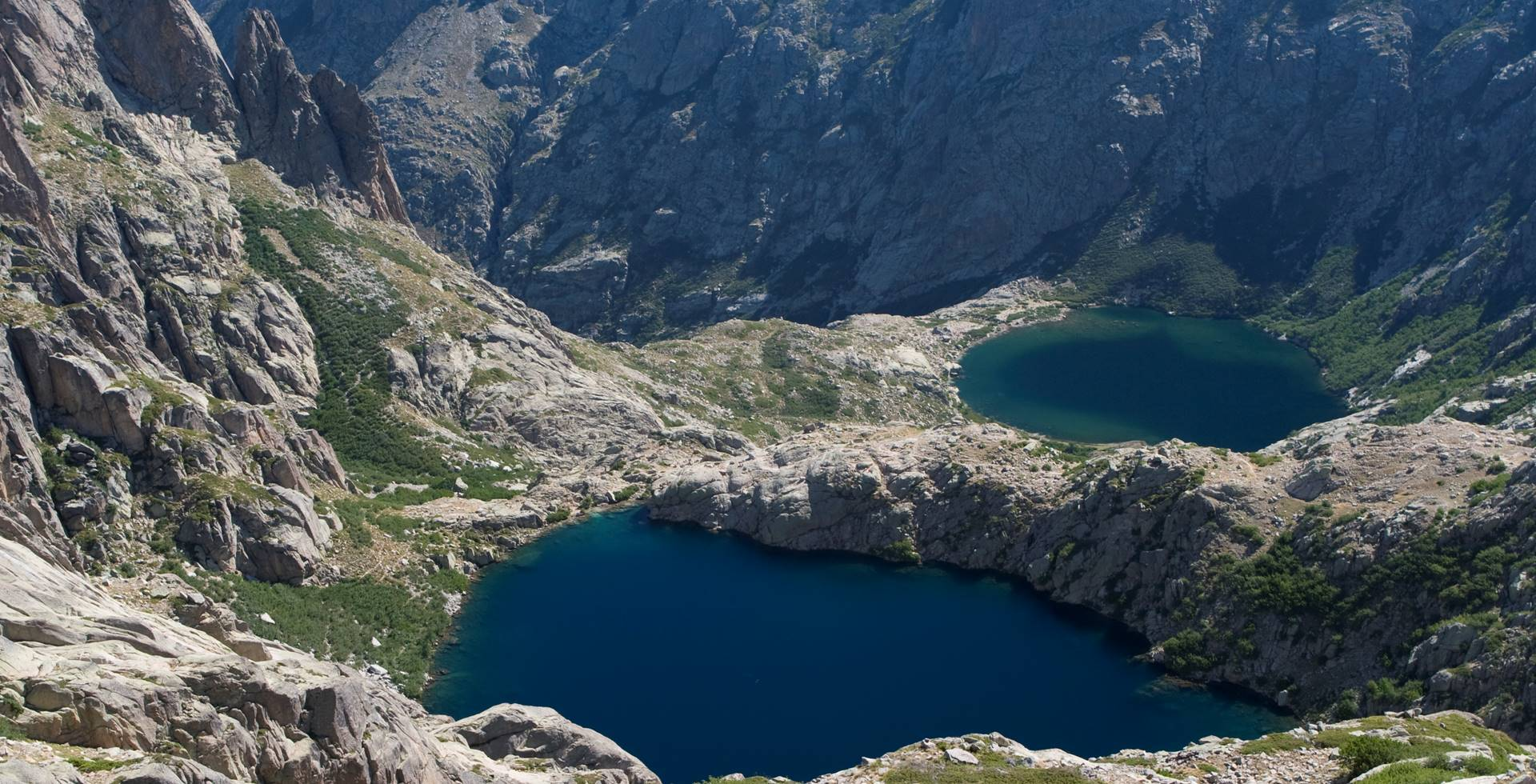 Lacs de montagne