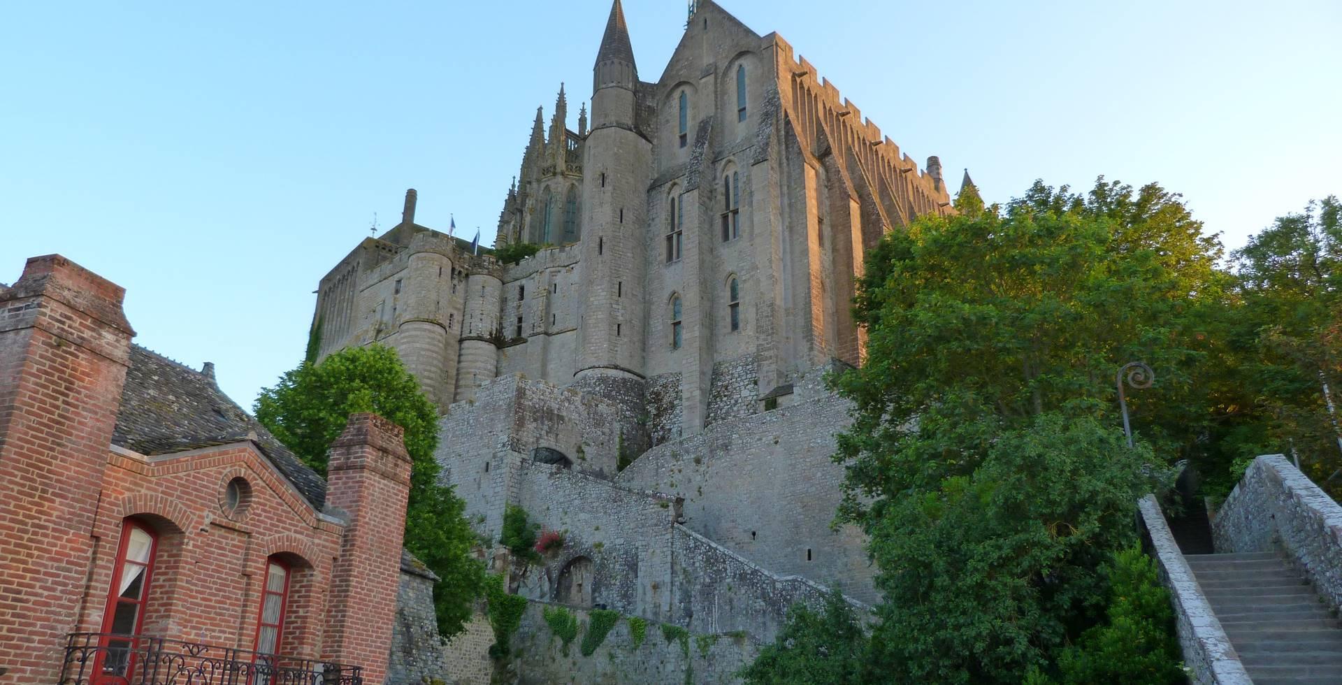 Découvrez l'Abbaye du Mont Saint-Michel