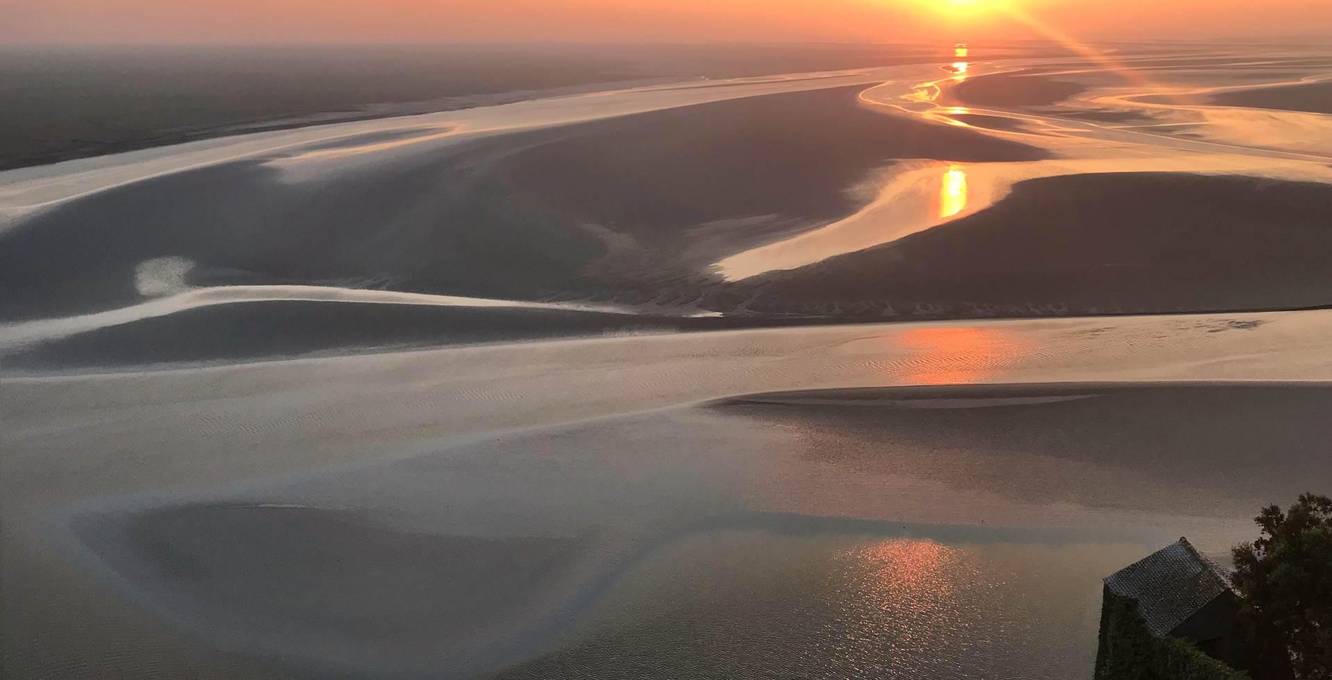 CRT MSM baie coucher de soleil