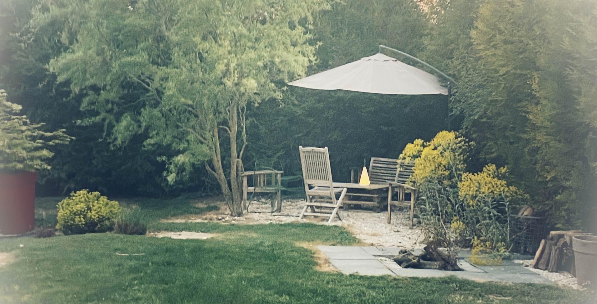 jardin gite du puit des granges