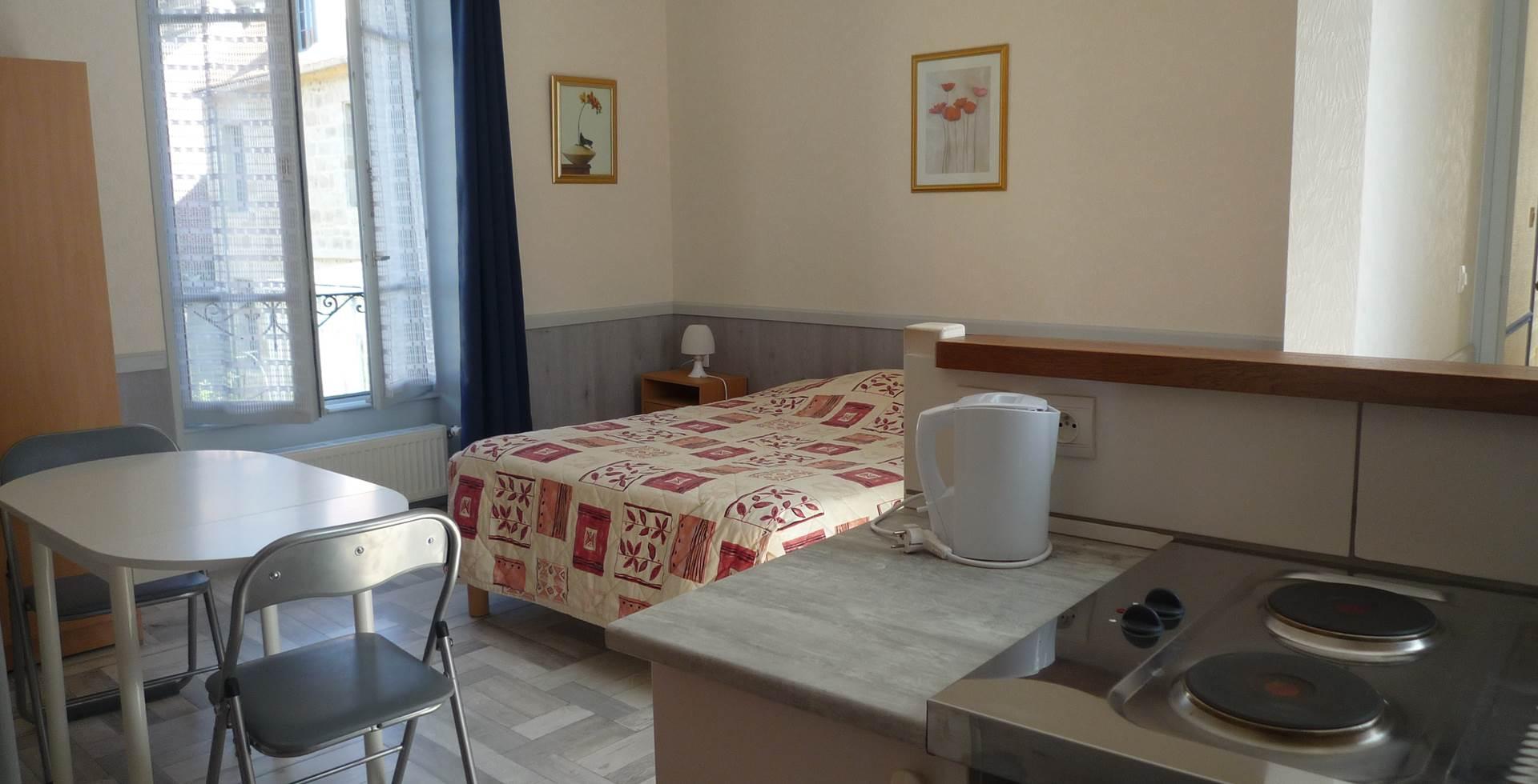 Appartement meublé N° 78  pour 4 personnes