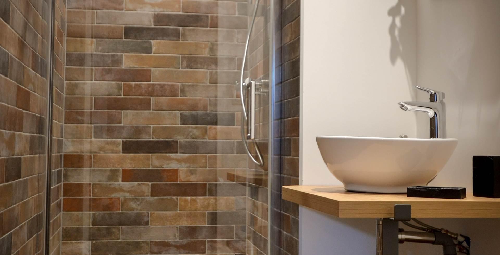 salle de douche la Source, Lancastria, la Noé