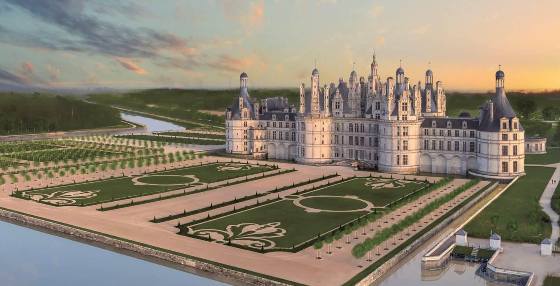 Domaine du Gué du Roi proche du Château de Chambord