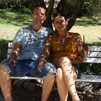 Sandrine et Guy Ianz