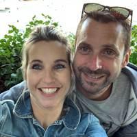 Anne-Caroline et Nicolas Frick