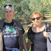 Marie-José et James  HAMEL