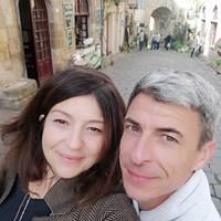 Nicolas et Agnès Bordas